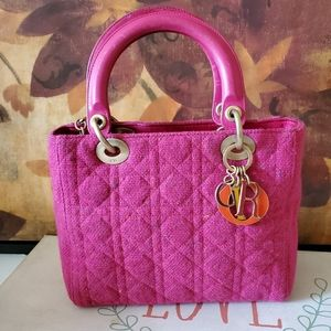 Christian Dior Lady Dior Cannage Bag